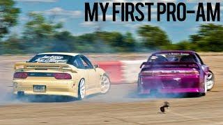 Download My First Pro-Am Drift Comp Video