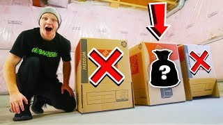 Download WHICH MYSTERY BOX HAS THE SECRET ITEM? Video