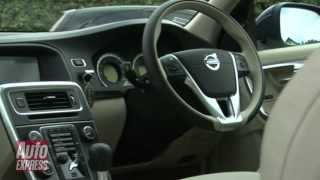 Download Volvo S60 vs Audi A4 vs BMW 3 Series review - Auto Express Video