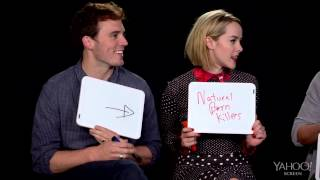 Download Co-Star Connections With the Cast of ″The Hunger Games: Catching Fire″ (Part 1) Video