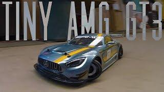 Download Living Room Drift Car | MST RMX 2.0 Mercedes Benz AMG GT3 Video