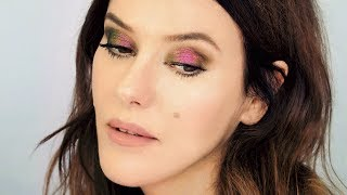Download Chameleon Eye Make-up Look Using Just One Pigment Video