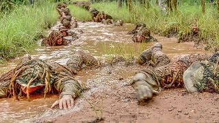 Download Army Sniper School – Rifle Familiarization/Ghillie Suit Camouflage/Stalking Video