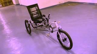 Download Velo-Trike SUN Bike EZ-3 USX HD bis 180 Kg belastbar Video