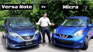 Download Nissan Micra vs Nissan Versa Note   Which one should you buy?   Video