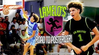Download How LaMelo Ball's Dunking Ability EVOLVED In 220 Days - LaMelo's Road to DUNKING Video