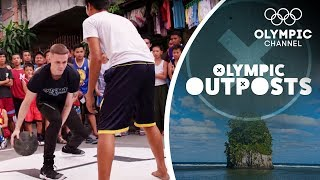 Download The Professor discovers Filipino basketball fever | Olympic Outposts Video