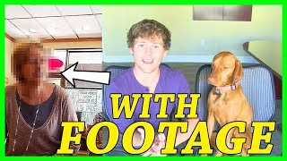 Download Lady Harasses Me And My Service Dog At Breakfast Video
