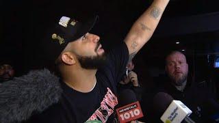 Download 'Tonight belongs to Toronto:' Drake reacts to Raptors winning NBA championship Video