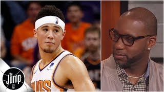 Download Tracy McGrady wants to see what happens when players actually fight | The Jump Video