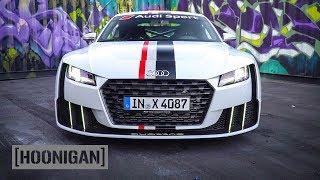 Download [HOONIGAN] DT 147: Audi TT Clubsport Biturbo 600HP AWD Monster Video