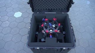 Download DJI S900 - A2 - ZEN GH4 with Case - Build Review & Tips Video