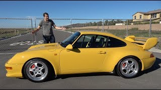 Download The Porsche 911 Carrera RS Is the Forbidden 993 Video