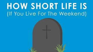 Download This Is How Terribly Short Your Life Is (If You Hate Your Job & Live For The Weekends) Video