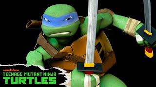 Download Teenage Mutant Ninja Turtles | Kicking Shell & Taking Names | Nick Video