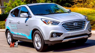 Download NEW HYUNDAI TUCSON FUEL CELL 2017 - FIRST TEST DRIVE ONLY SOUND Video