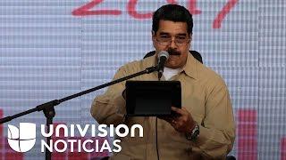 Download Nicolás Maduro niega que exista un autogolpe en Venezuela y defiende decisión del tribunal supremo Video