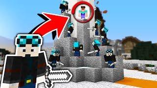 Download 10 DANTDM's vs 1 NOOB! (Minecraft Murder Mystery Challenge) with PrestonPlayz Video