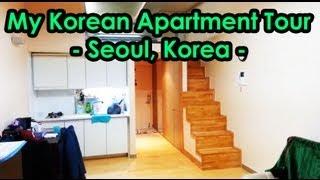 Download My Korean Apartment Tour 2013 - Seoul, Korea Video