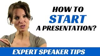 Download How to start a presentation Video
