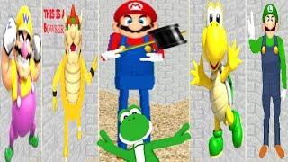 Download If Mario was in Baldi's Basics Video