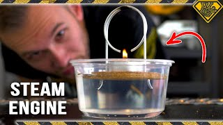 Download Simple Steam Engine Video
