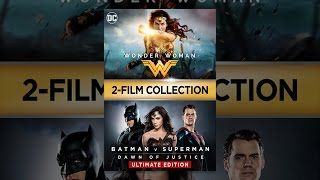 Download Wonder Woman & Batman v Superman: Dawn of Justice - Ultimate Edition - 2-Film Collection Video
