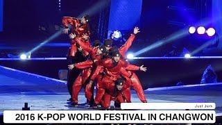 Download Just Jerk[4K Video] 2016 K-POP WORLD FESTIVAL IN CHANGWON@20160930 Rock Music Video