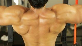 Download V-Shape Back Workout Video