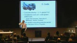 Download Keynote Speaker: Innovation in green tech - concrete construction industry energy and CO2 saving Video