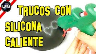 Download 10 Trucos Con Pistola de Silicona Caliente - Experimentos Caseros - LlegaExperimentos Video