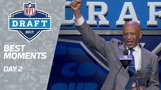 Download Best Moments of Rounds 2 & 3 | 2017 NFL Draft Video