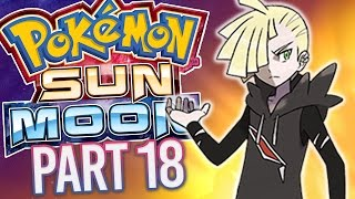 Download Pokemon Sun & Moon - Who's This Guy? (Part 18) Video