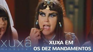 Download Xuxa grava cena em Os Dez Mandamentos Video