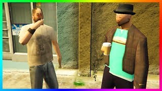 Download Playing GTA 5 With The Worst Graphics Possible - GTA 5 Lowest Graphics Settings Possible! (GTA V) Video