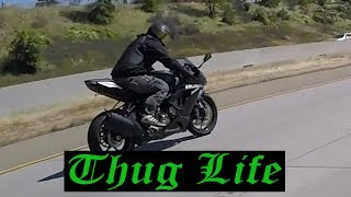 Download Fast Motorcycles without License Plates | Dumb Drivers with Cell Phones! Video