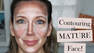 Download How to Contour the Mature Face | Contouring & Highlighting Tutorial Video