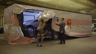 Download BEST GIFT EVER?! SPECIAL DELIVERY BY @LAMBOPALMBEACH! Video