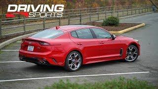 Download 2018 Kia Stinger GT2 AWD Review (vs. BMW 330i, Alfa Romeo Giulia) Video