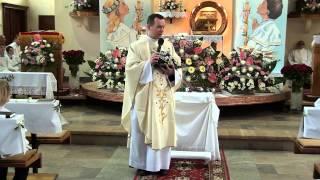 Download Uroczystość Pierwszej Komunii Świętej - kazanie ks. Łukasza Video