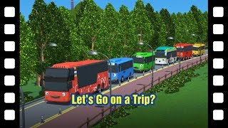 Download Tayo Let's go on a trip? l 📽 Tayo's Little Theater #41 l Tayo the Little Bus Video