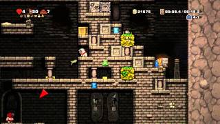 Download Spelunky Eggplant Speedrun 9:43.794 Video