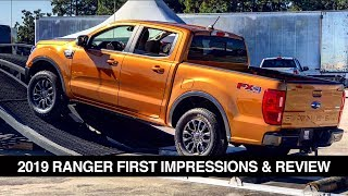Download 2019 Ford Ranger Review & First Impressions Video