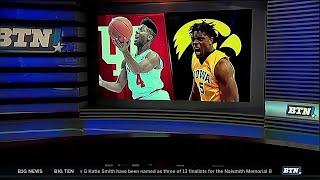 Download Indiana at Iowa - Men's Basketball Highlights Video
