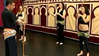 Download Learn Arabic cane dance Video