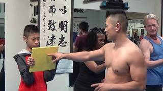 Download Can You Break These 6 Boards? - Kung Fu Board Breaking Challenge Video