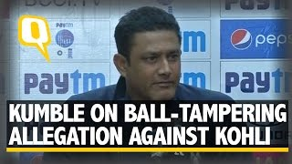 Download The Quint: Kumble on Virat's Ball-Tampering Allegation and Parthiv's Return Video