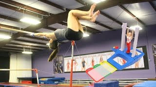 Download IMPOSSIBLE STICK IT GAME: UNEVEN BARS Video