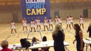Download Pitch Perfect by Cal Sate Fullerton Dance Team Video