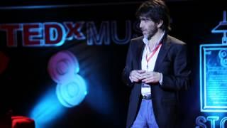 Download The antidote for fear | Rodolfo Cabrera | TEDxMUST Video